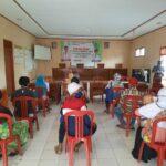 Penyaluran Bantuan Langsung Tunai Dana Desa bulan Juli